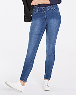 Skinny Leg Jeans Regular