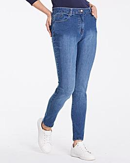 Skinny Leg Jeans Long