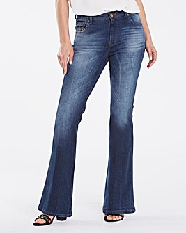 Eve Authentic Bootcut Jeans Regular