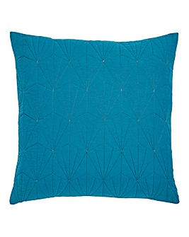 Rocco Quilted Square Filled Cushion
