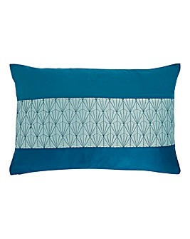 Rocco Quilted Boudoir Filled Cushion