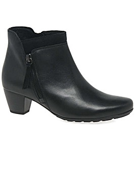 Gabor Bonsoir Womens Modern Ankle Boots