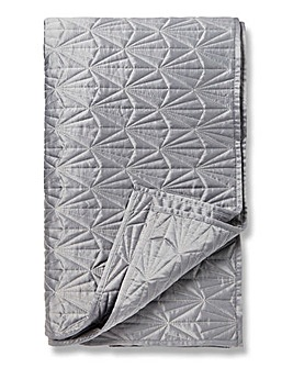 Rocco Quilted Throwover