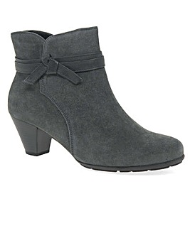 Gabor Tiffey Womens Modern Ankle Boots