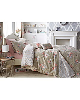 Penelope Reversible Duvet Cover Set