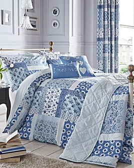 Rosina Reversible Duvet Cover Set