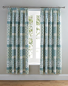 Rosina Thermal Pencil Pleat Curtains