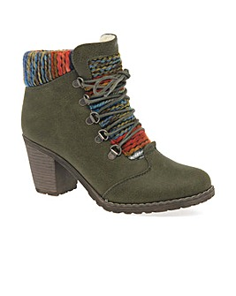 Rieker Caledonia Womens Ankle Boots
