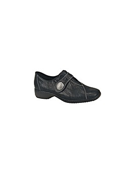 Rieker Swanky Ladies Leather Shoes