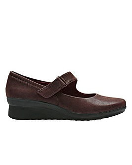 Clarks Caddell Yale D Fitting