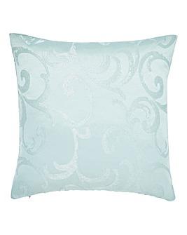 Knightsbridge Jacquard Filled Cushion