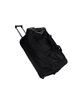 Go Explore 2 Piece Holdall Set - Black