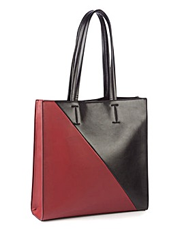 Colour Block Smart Shopper