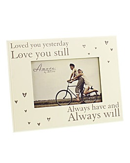 Love You Still 6x4 Photo Frame
