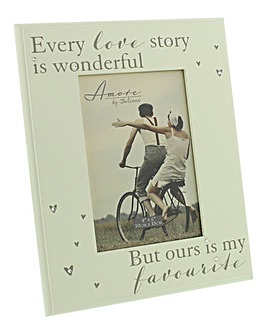 Love Story 6x4 Photo Frame