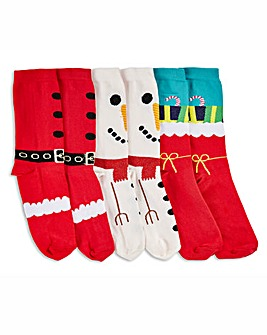 Christmas Sock Set