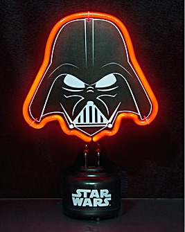 Star Wars Darth Vader Neon Lights