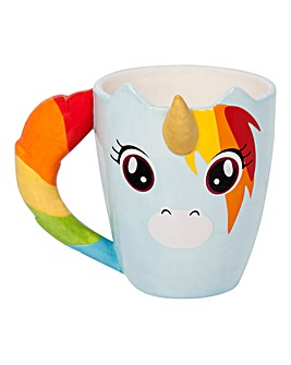 Unicorn Shaped Mug