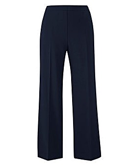 Slimma Wide Leg Trouser 27in