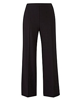 Slimma Wide Leg Trouser Extra Short