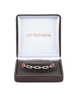 Jon Richard Chain Link Bracelet