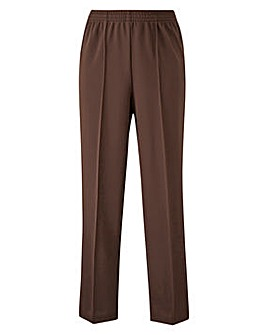Slimma Plain Trousers Length 29in