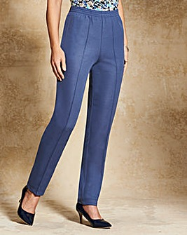 Slimma Plain Trousers Length 25in