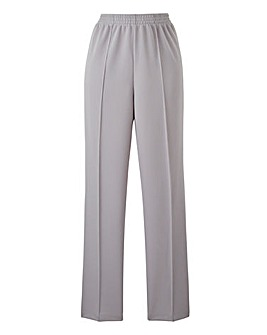 Slimma Plain Trousers Length Short