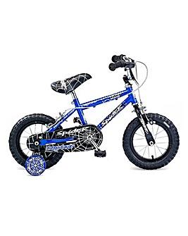 Boys 12in Concept Spider Bike