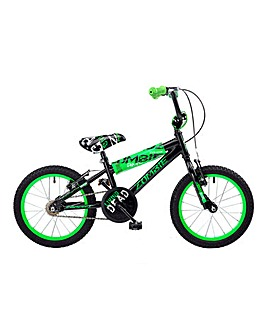 Boys 16in Concept Zombie BMX Bike