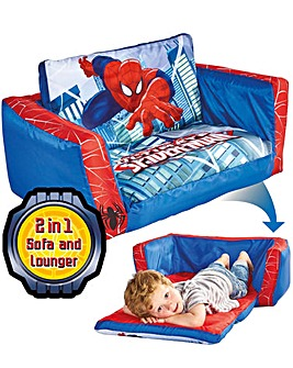 Spider-Man Flip Out Mini Sofa