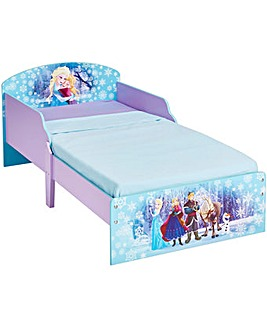 Frozen Toddler Bed