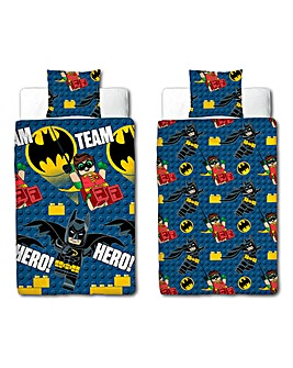 Lego Batman Hero Rotary Duvet