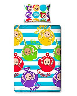 Teletubbies Playtime Rotary Duvet