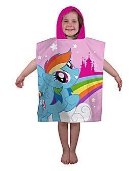 My Little Pony Equestria Poncho