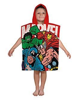 Marvel Comics Strike Poncho