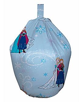 Frozen Lights Bean Bag