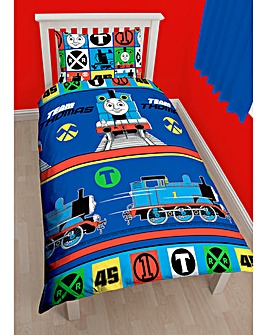 Thomas Team 91 Rotary Duvet