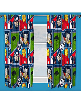 Marvel Avengers Tech Curtains