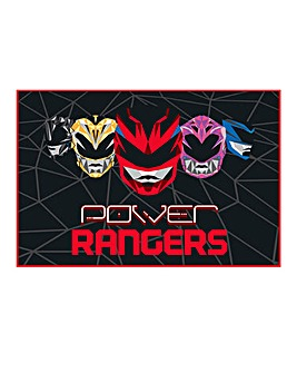 Powers Rangers Fleece Blanket