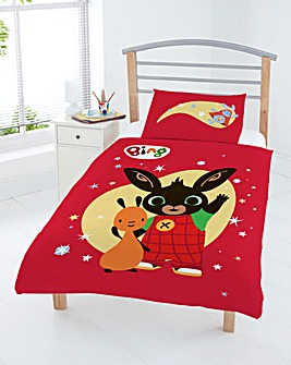 Bing Bunny Junior Duvet Cover Set