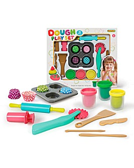 15 Piece Dough Set