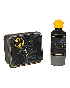 LEGO Batman Lunch Set