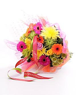 Contemporary Bright Bouquet