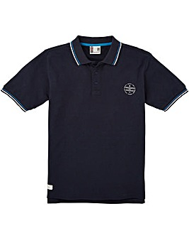 Fenchurch Blur Polo Regular