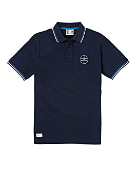 Fenchurch Blur Polo Long