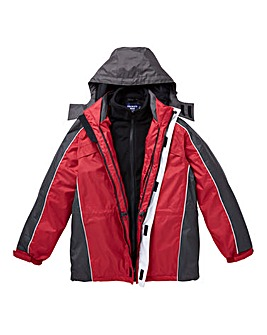 Premier Man 3 in 1 Jacket