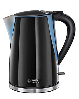 Russell Hobbs Illuminating Black Kettle