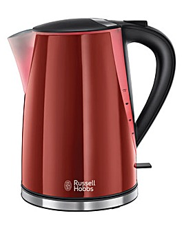 Russell Hobbs Illuminating Red Kettle
