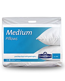 Anti-Allergy Medium Support Pillow